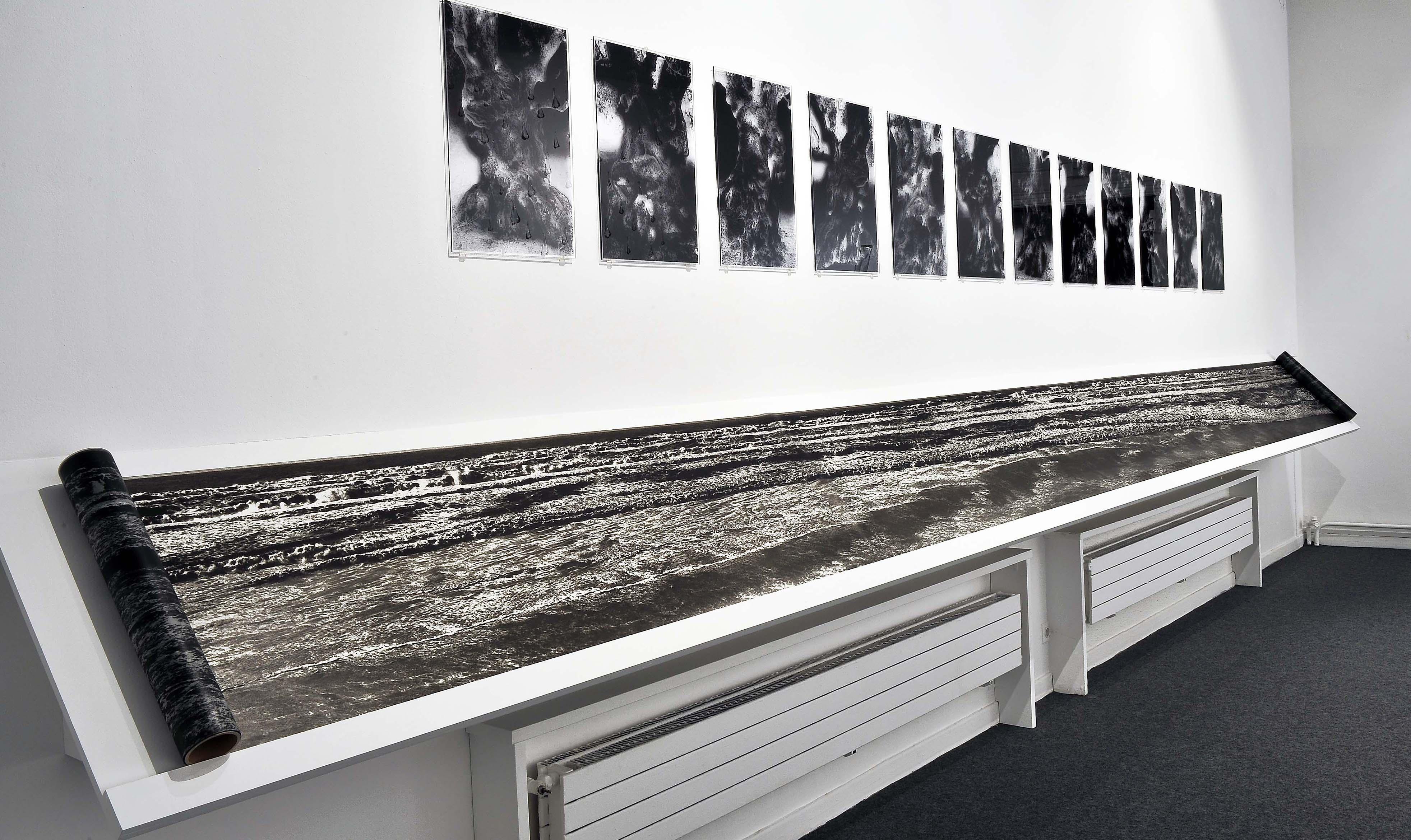 Exposition Icare encore, Helene Mugot 22 rue Henri Kleynhoff 94250 Gentilly, Musee Mandet, Riom, dep63, France